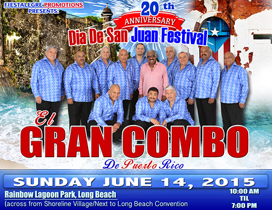 Get more information on Dia de San Juan Festival, June 14, 2015